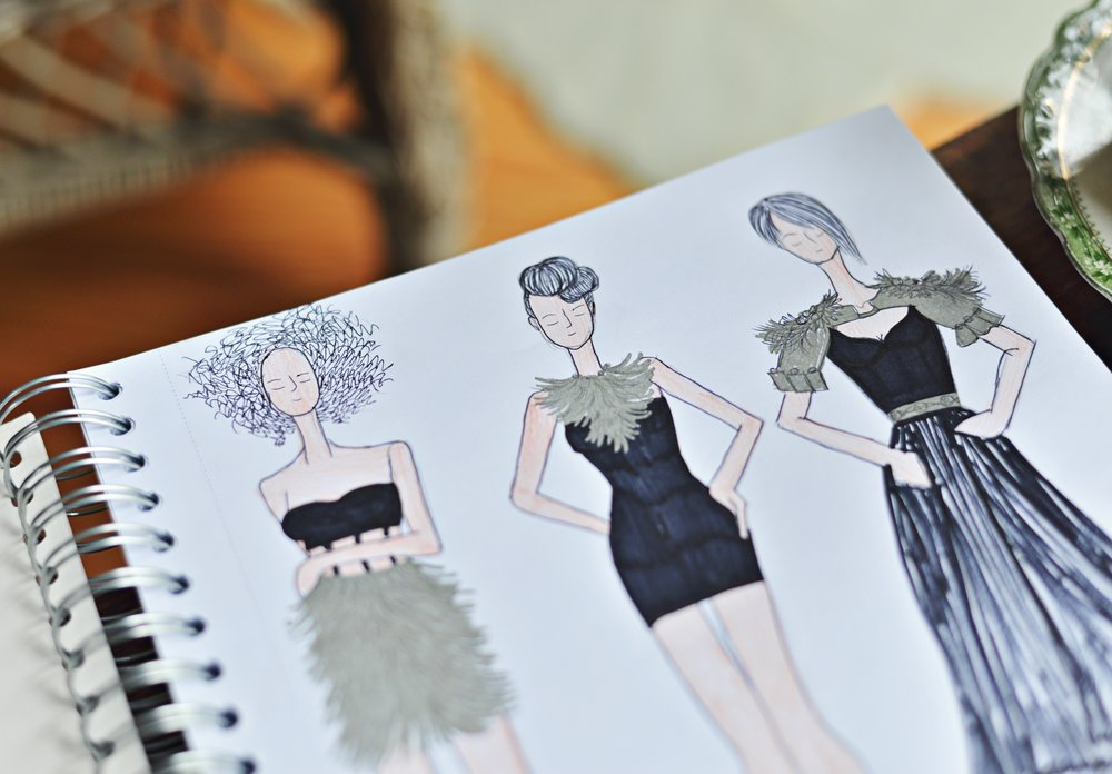 Designs by Veronica-Rae, Fashion Designer