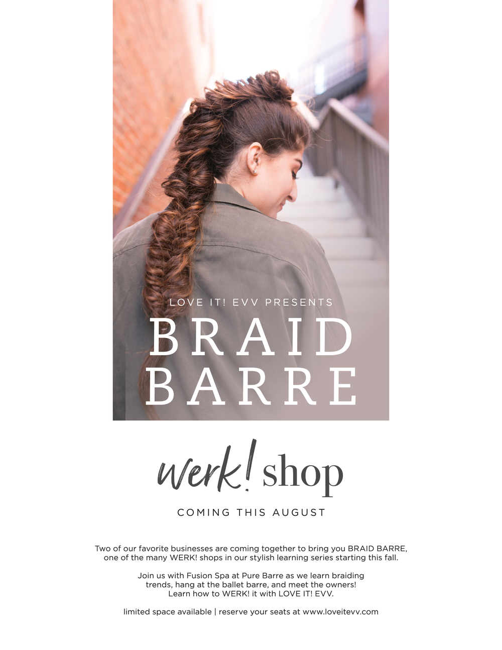 Braid at the Barre
