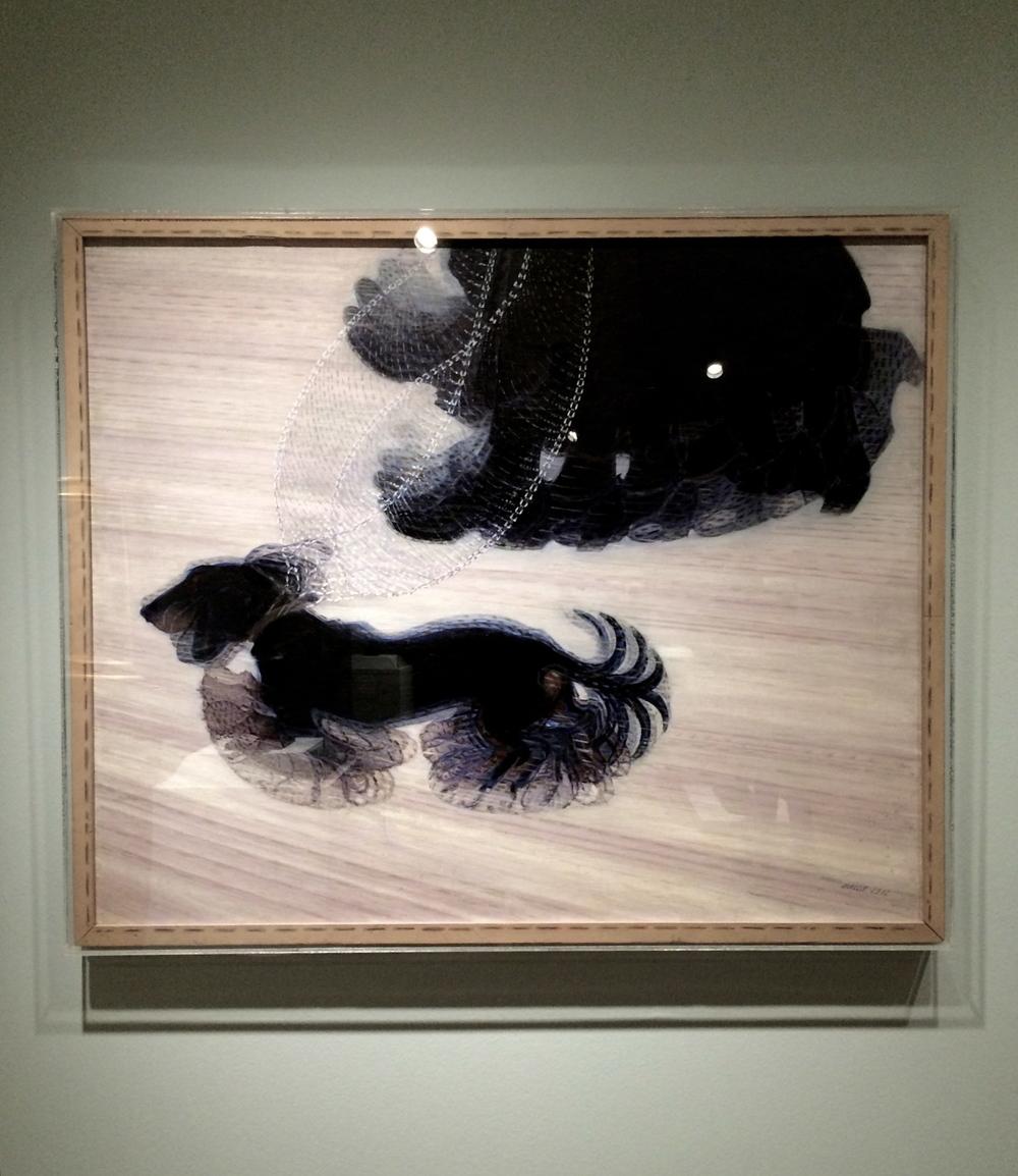 """""""Dynamism of a Dog on a Leash"""" by Giacomo Balla"""