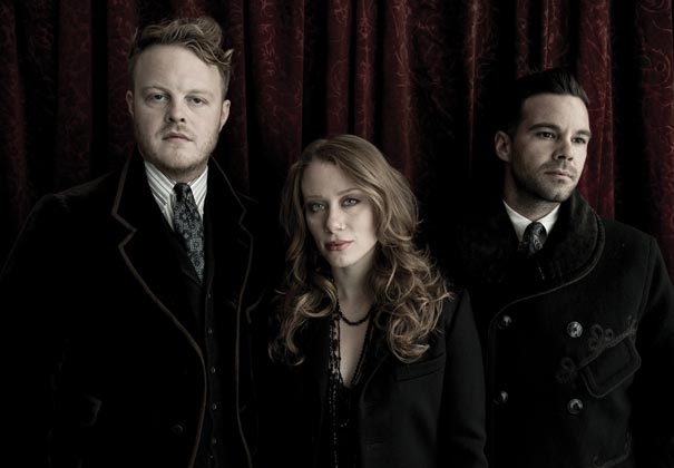 The Lone Bellow / image via arkansaslife.com
