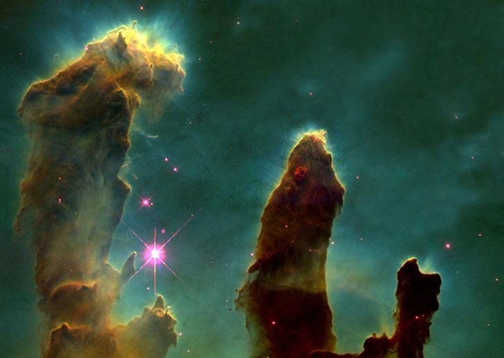 Eagle Nebula, Messier 16. SS2596669.