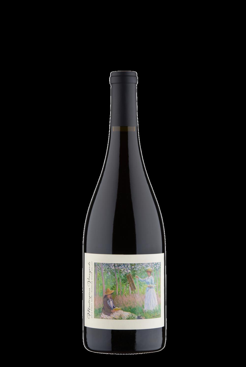 2014 Pinot Noir (transparent png)
