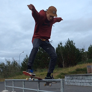 Anton Petur (Skate, Iceland)