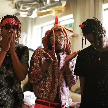 Minus Gravity (Rap Group, California)