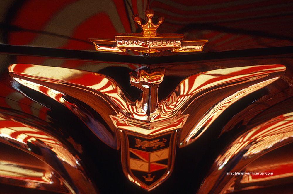 Imperial Hood Ornament
