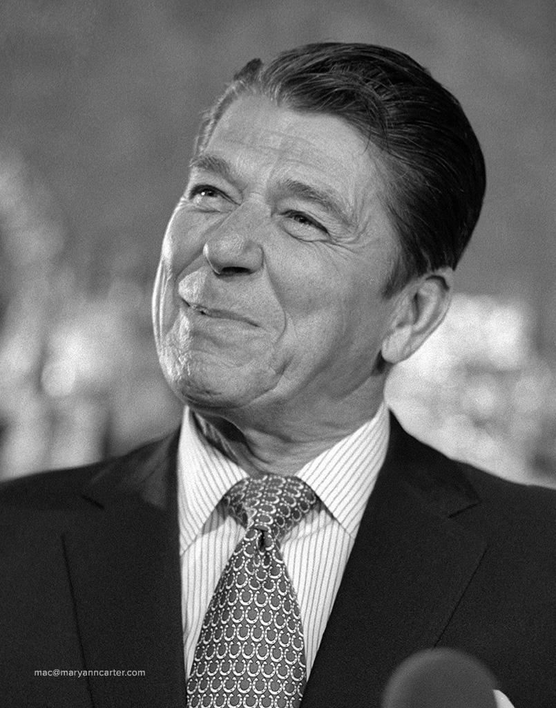 Ronald Reagan 1976