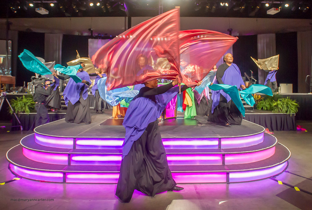 Disciples of Christ Saturday Worship July 8, 2017, at Indiana Convention Center in Indianapolis, IN
