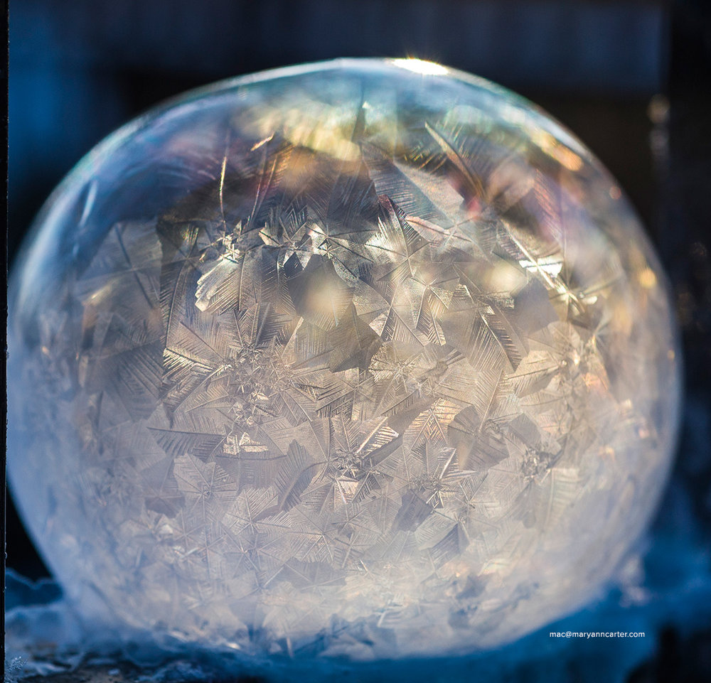 Freezing Bubble 3