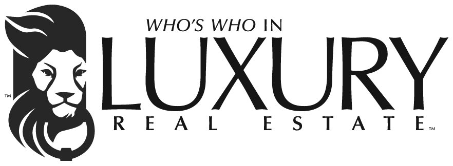 who's who in luxury real estate badge