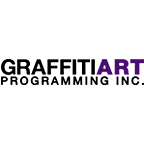 Graffiti Art Programming Logo