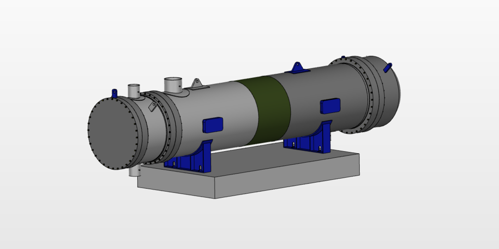 CAD models - of equipment, piping or buildings can be generated or created from the data, with your choice in the level of detail.