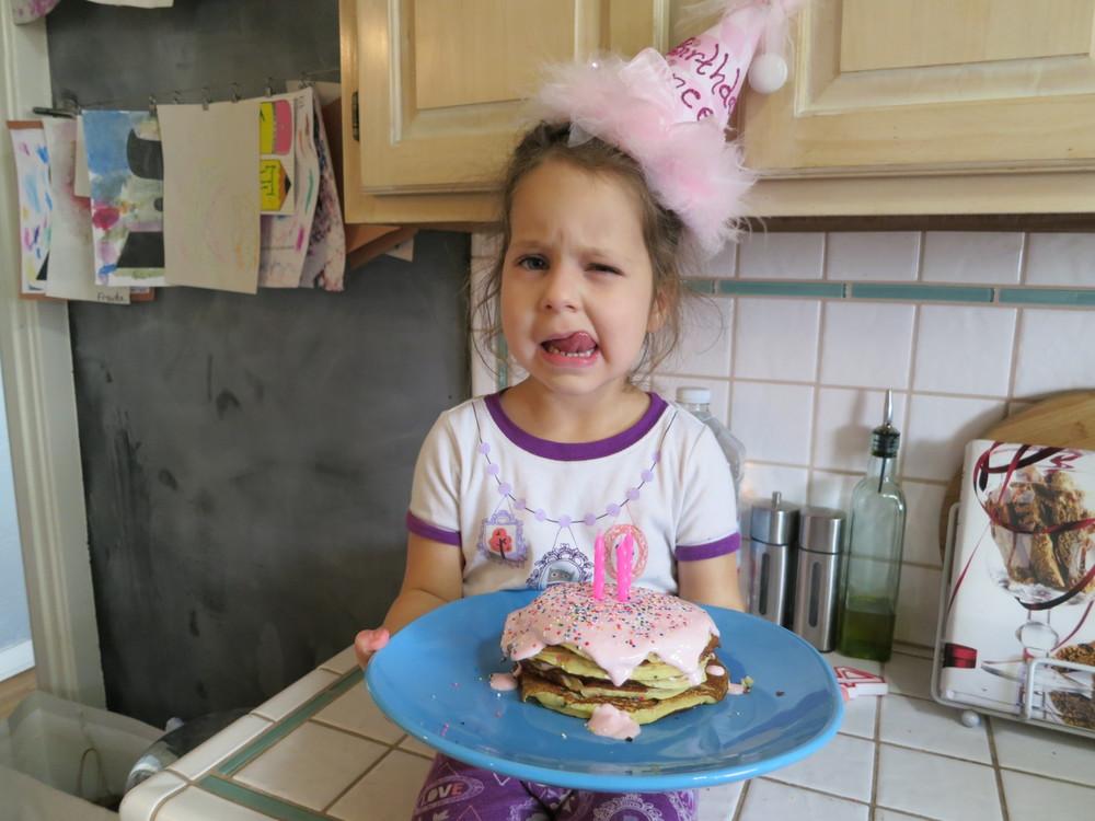 birthday breakfast