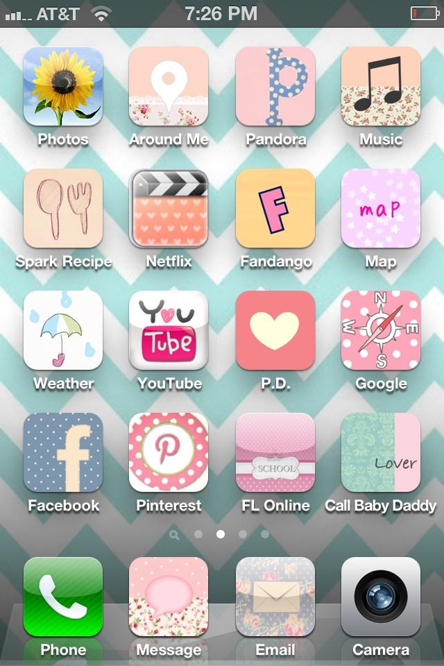 prettier apps