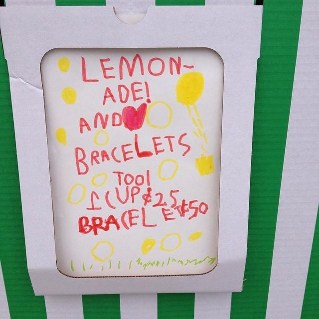 lemonade stand ikea