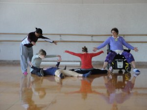 Summer Intensive 2010, AXIS Dance Company