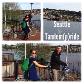 Biking in Seattle