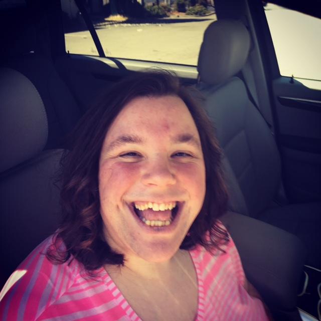 Rebecca Fortelka, AXIS's Social Media Coordinator