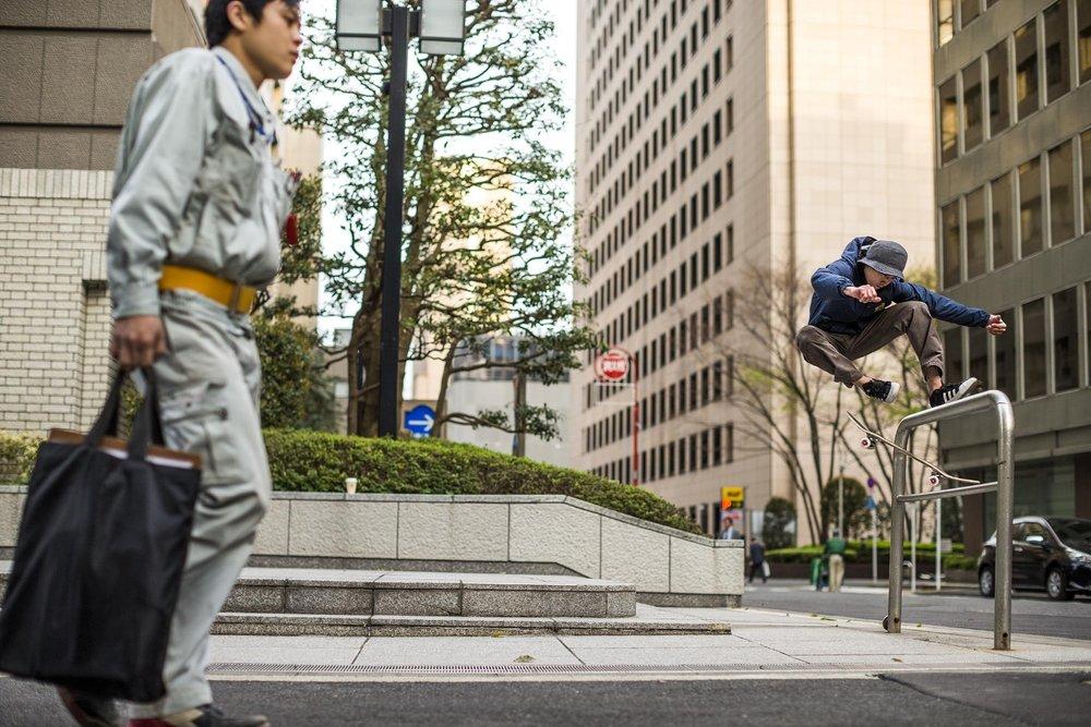 Kugullie in Tokyo, Japan / Photo: Reece Leung