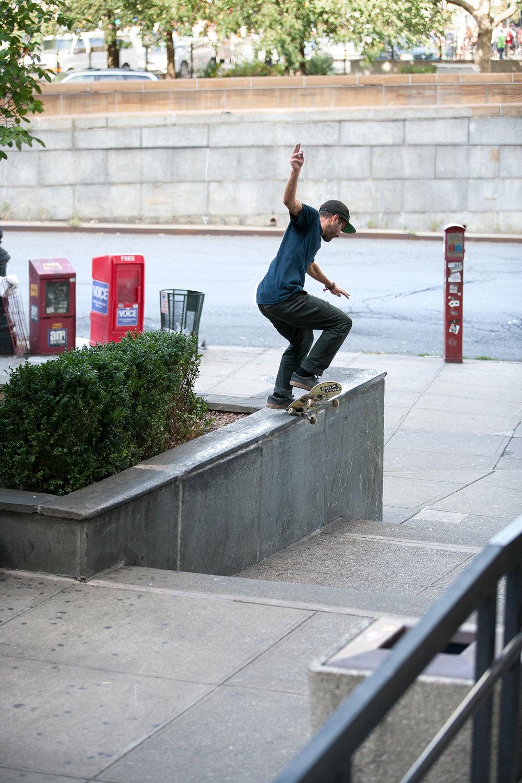 Kevin Coakley Fakie Crook photo: Alex Reyes