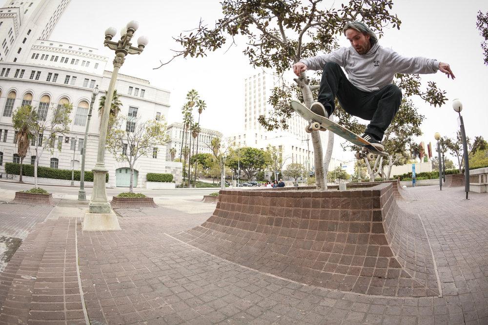 Wallie, Los Angeles. Photo by Josh Stewart