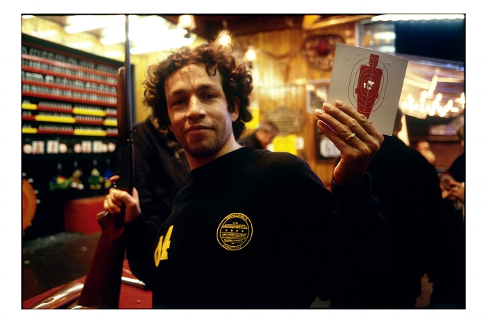 Mark Gonzales, Paris 1999
