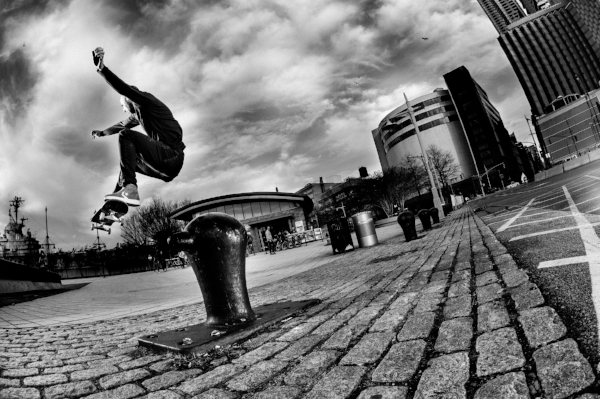 Big ass ollie, Photo by J-Hon