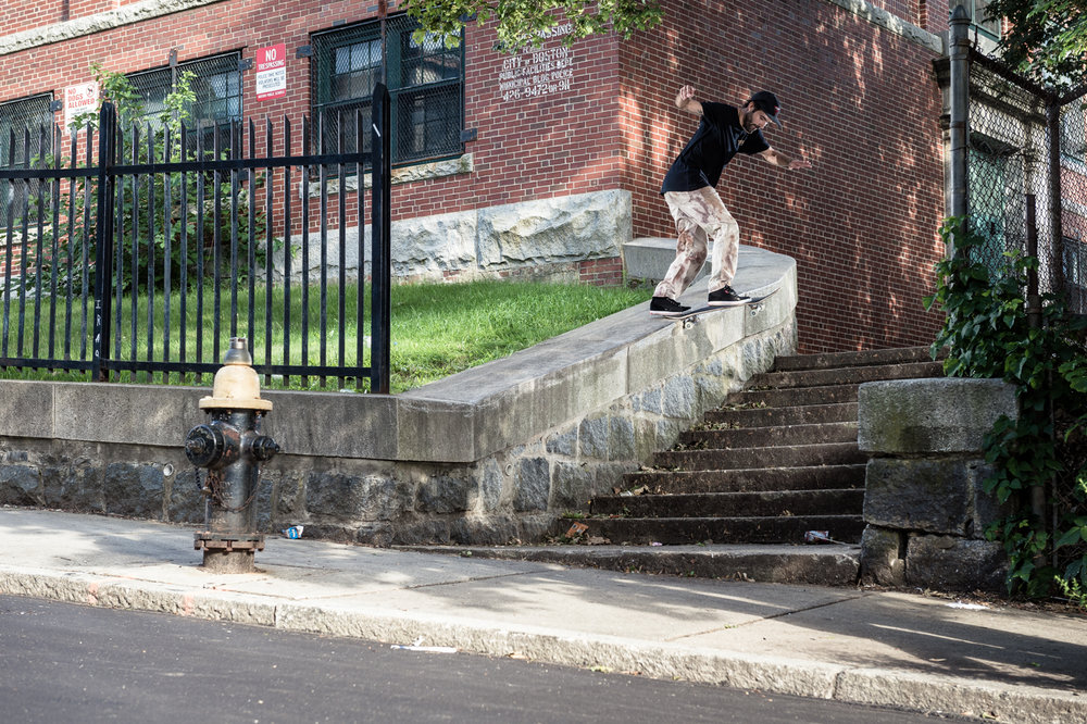 Kevin Coakley: Back Tail / Photo: Collins