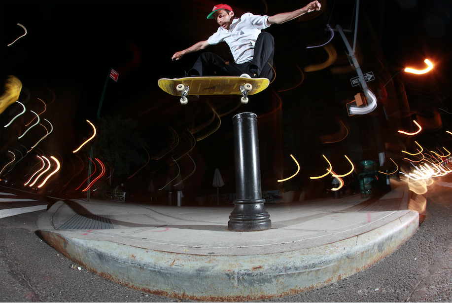 Steve Brandi-Ollie NYC / Photo: Stewart