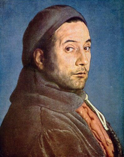 Self Portrait; Pietro Annigoni