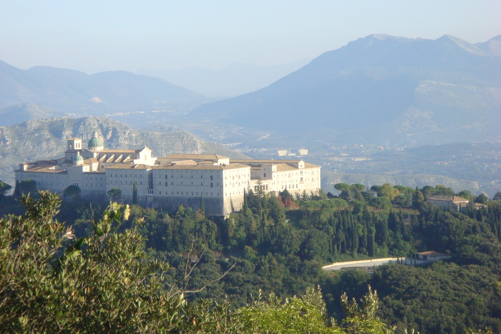 Abbey de Monte Cassino, Italy