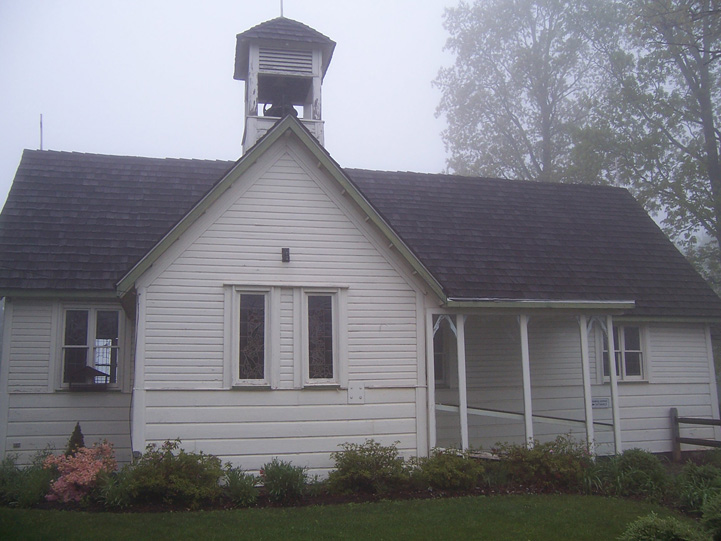 Holy Trinity Church , Glendale Springs, NC