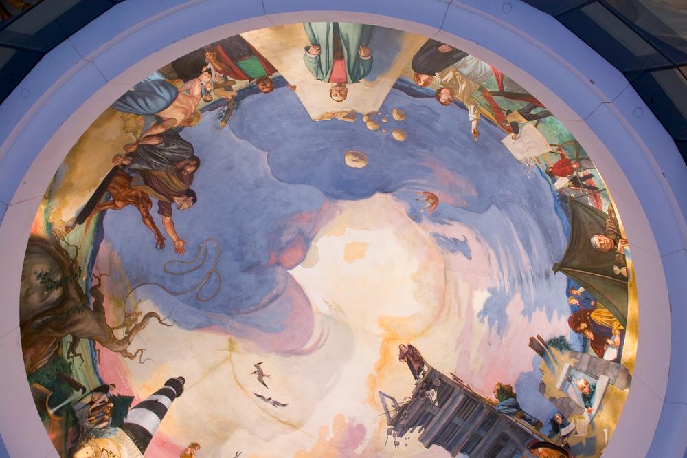 TransAmerica Dome