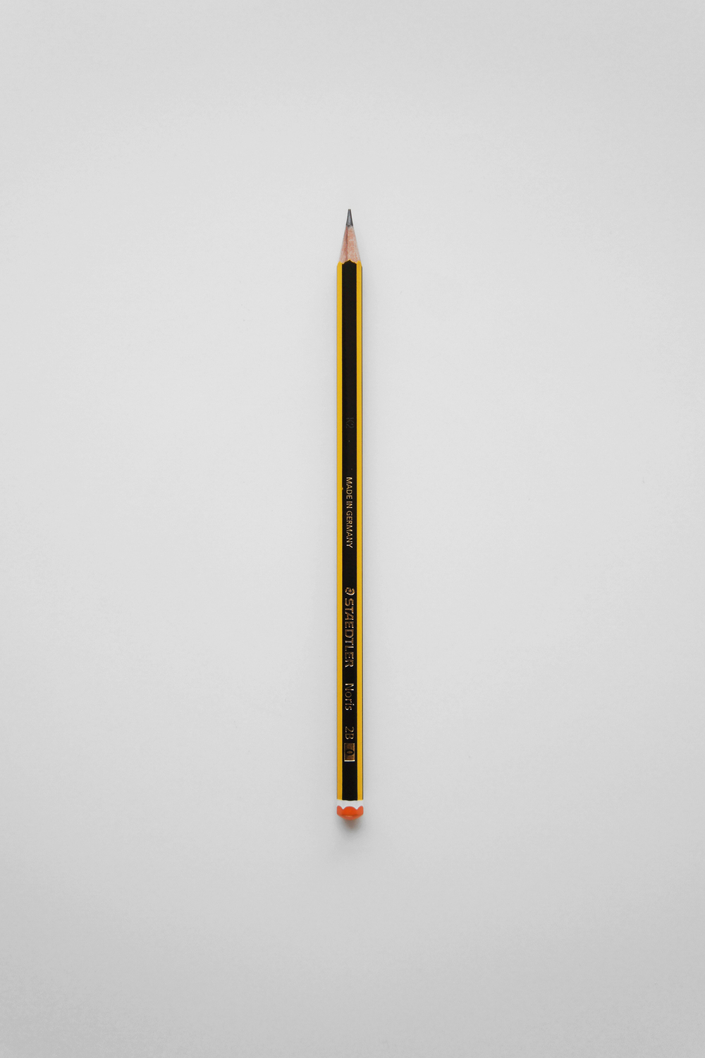 Pencil / wood & graphite / Staedtler / 1901