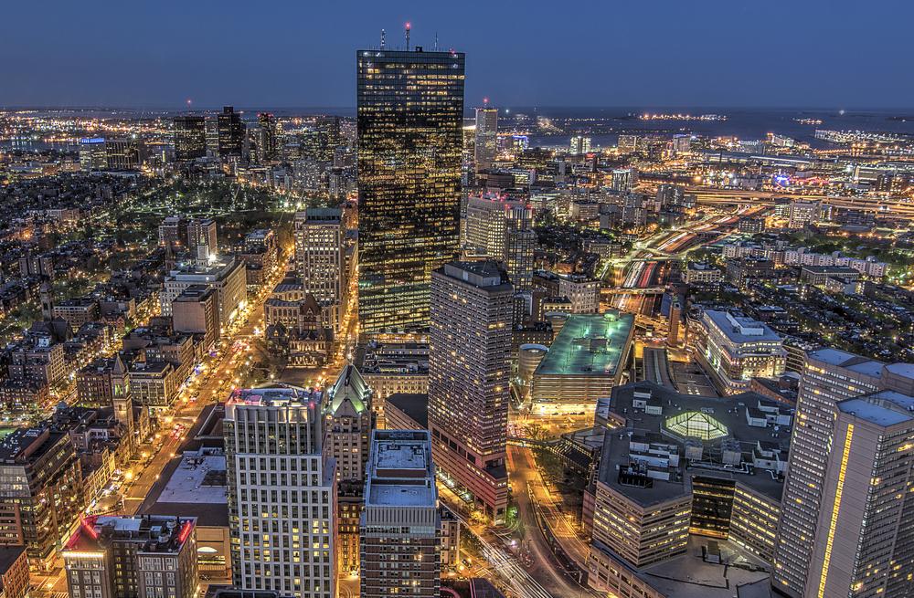 Boston Skyline  by Bill Damon |  Creative Commons 2.0