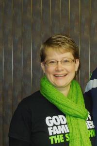 Kim Johnson: Youth Ministry