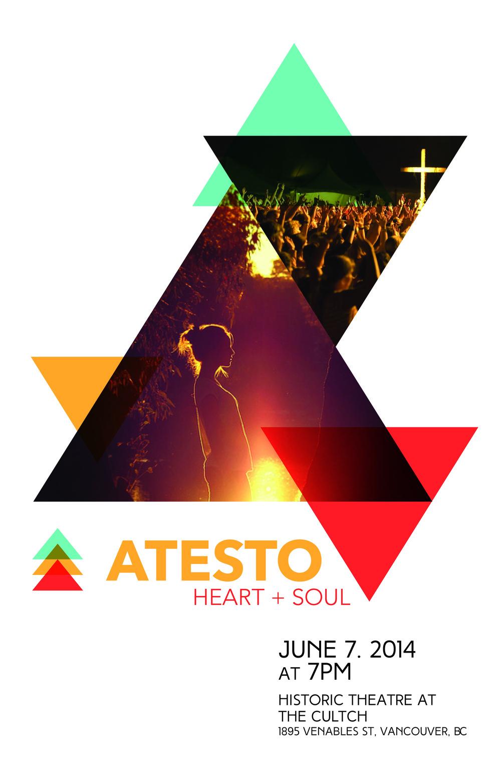 Heart + Soul // June 7, 2014