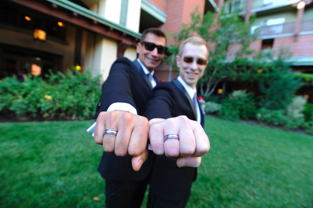 Rick and Fernando Wedding 12.13.14