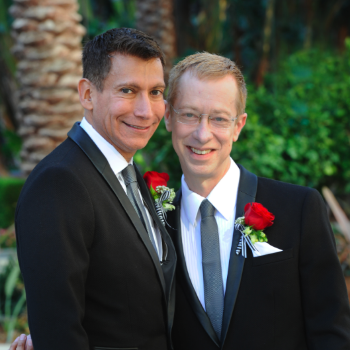 Rick and Fernando Wedding photo