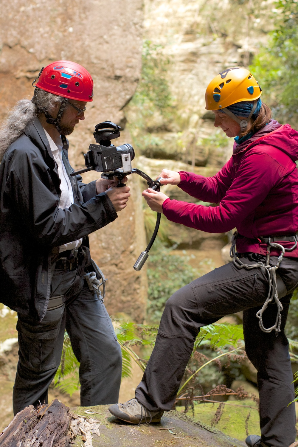 Tiger Snake Canyon steadicam