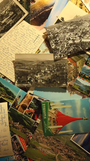 Lost Postcards