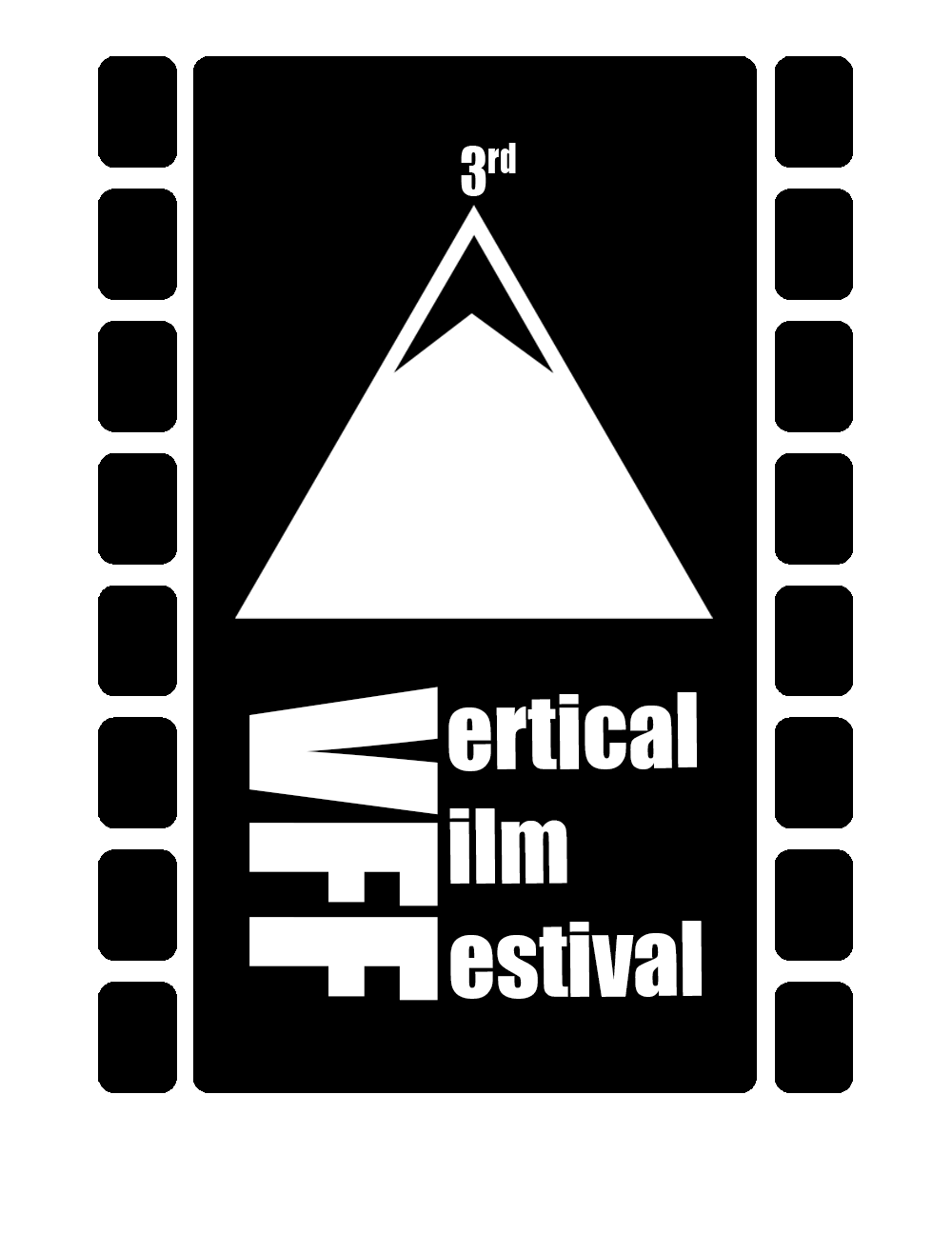 VFF First Vertical Film Festival Logo black.png