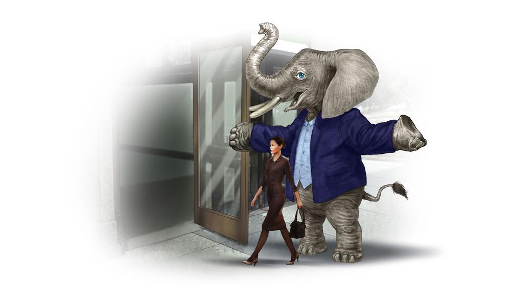 Elephant Auto Insurance Quote Gorgeous Elephant Auto Insurance  Ben Frick