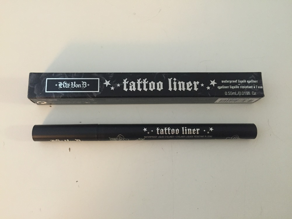 Kat Von D Tattoo Liner Welcome To Korean Katie