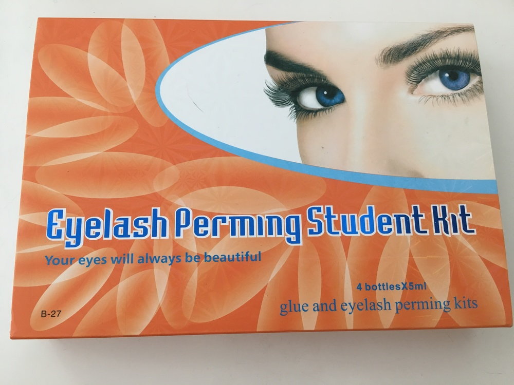 Eyelash Perming Kit Welcome To Korean Katie