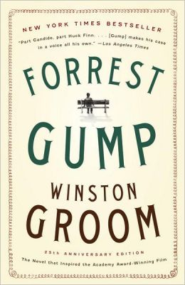 Was forrest gump a book