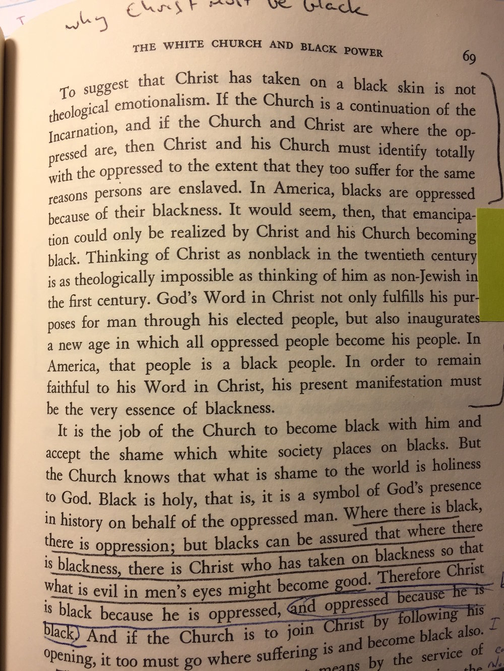 BTBP p 69 why Christ is black.JPG