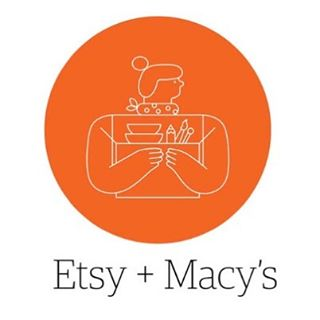 Big thank you to @etsy and @macys for the amazing opportunity to sell my product in the iconic Herald Square store through the holidays! AND for this amazing blog feature on #etsy ❤️ Link in bio!!! #etsywholesale #etsyshop #etsyseller #homedecor #stationery #art #retail