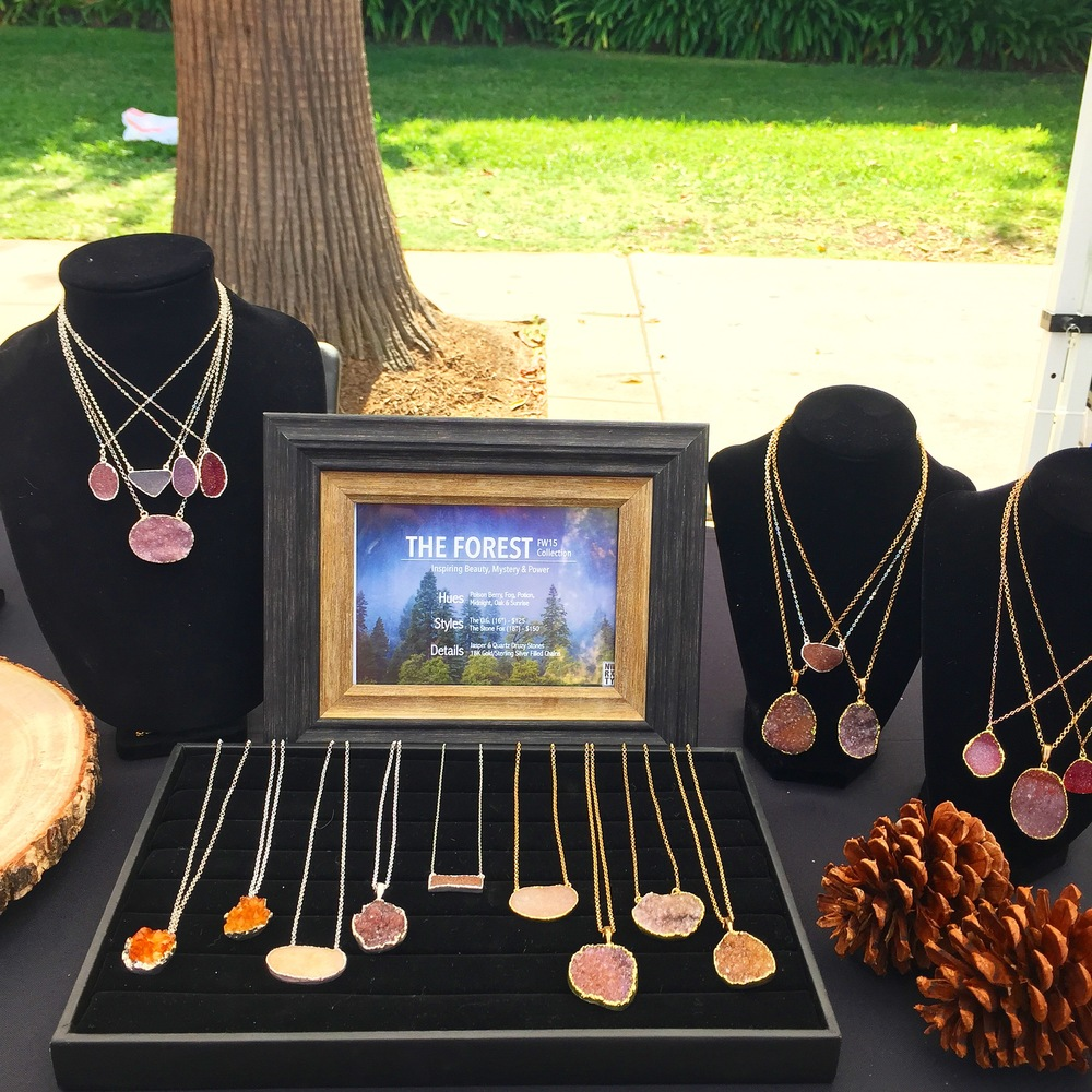 THE FOREST COLLECTION @ABBOT KINNEY FESTIVAL