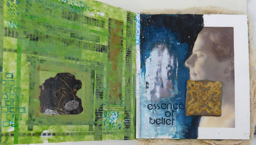 Altered Books by Penny Torres