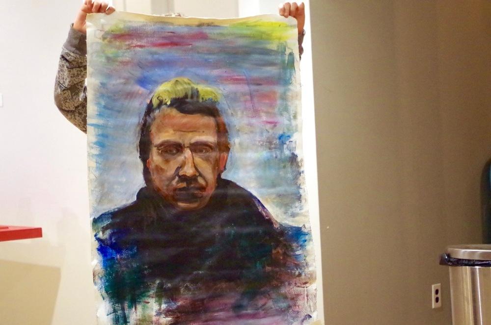 Penny Torres' Portrait